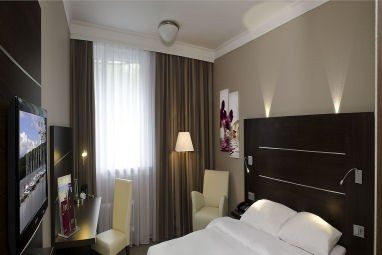 Mercure Hotel Hamm: Bar/Lounge