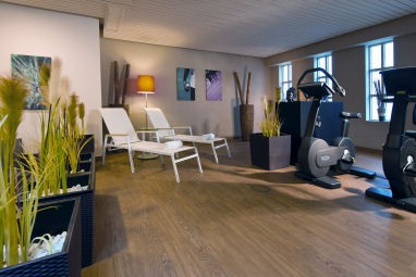 Leonardo Royal Hotel Düsseldorf Königsallee: Fitness-Center