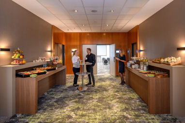 Mercure Hotel Bochum City: Bar/Lounge