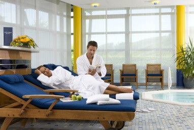 WELCOME HOTEL MESCHEDE/HENNESEE: Wellness/Spa