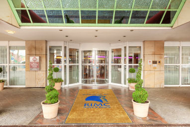 BEST WESTERN PLUS Hotel Kassel City: Restaurant