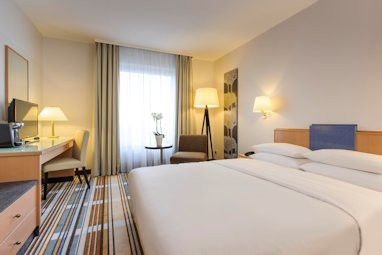 Mercure Hotel Hannover Oldenburger Allee: Zimmer