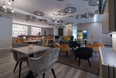 Mercure Hotel Hannover Oldenburger Allee: Bar/Lounge