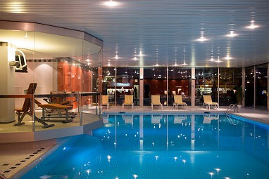 Lindner Grand Hotel Beau Rivage: Pool
