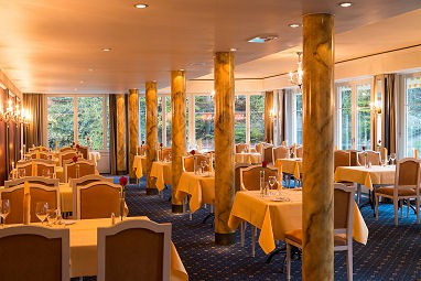 Lindner Grand Hotel Beau Rivage: Restaurant