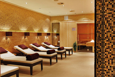 H+ Hotel Hannover: Wellness/Spa