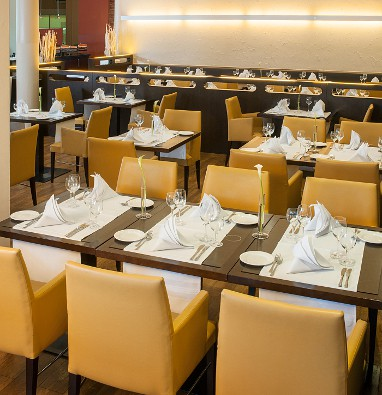 NH Frankfurt Mörfelden Conference Center: Restaurant