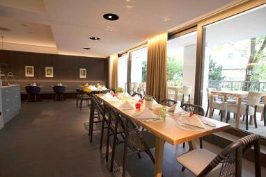 Mercure Hotel Wiesbaden City: Restaurant