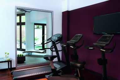 NH Wiesbaden: Fitness-Center