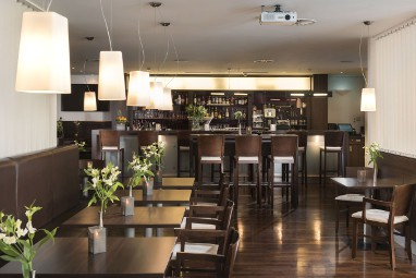 Park Inn by Radisson Mannheim: Restaurant