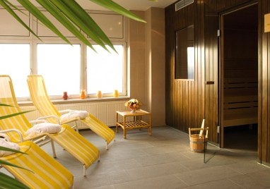 NH Dresden Neustadt: Wellness/Spa