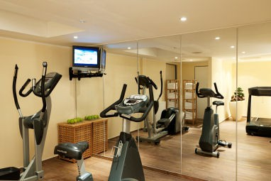 NH Magdeburg: Fitness-Center