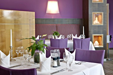 WELCOME HOTEL WESEL: Restaurant