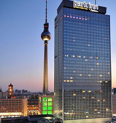 Image Result For Berlin Park Inn Hotel