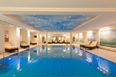 Maritim Hotel und Internationales Congress Center Dresden: Pool