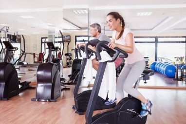 Best Western Premier Airporthotel Fontane Berlin: Fitness-Center