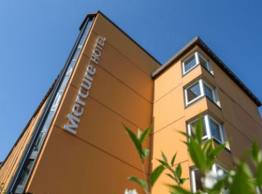 Mercure Hotel Berlin City West: Außenansicht