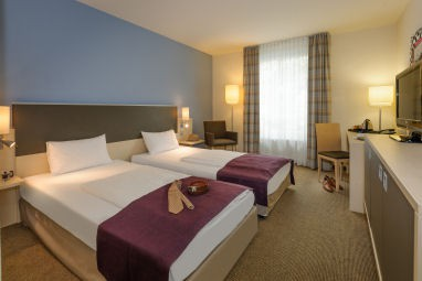 Mercure Hotel Berlin City West: Zimmer