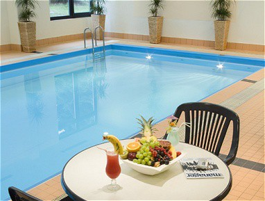 Mercure Hotel Frankfurt Airport: Pool