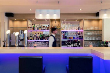 Mercure Hotel Duisburg City: Bar/Lounge