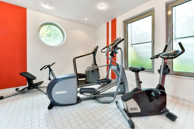 NH Deggendorf: Fitness-Center