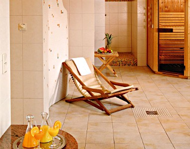 NH Dortmund: Wellness/Spa