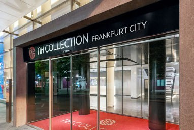 NH Collection Frankfurt City: Außenansicht