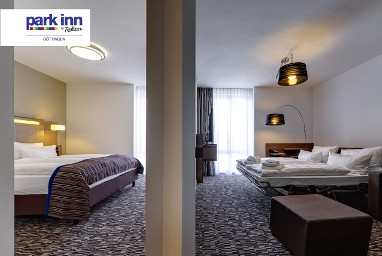 Park Inn by Radisson Göttingen: Zimmer