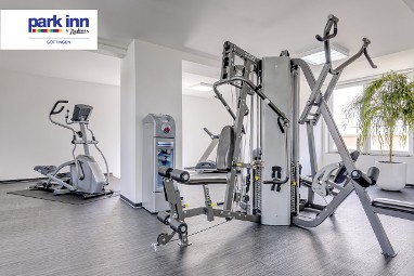 Park Inn by Radisson Göttingen: Fitness-Center