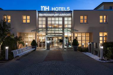 Parken Nh Hotel Frankfurt Airport