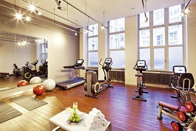 Mövenpick Hotel Berlin am Potsdamer Platz: Fitness-Center