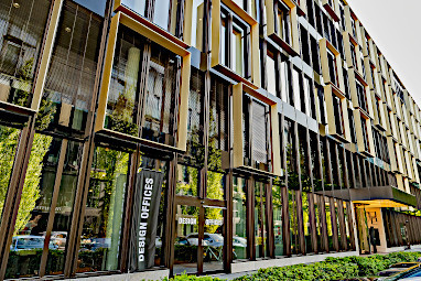 Design offices m nchen nove f r m nchen for Bayern design hotel