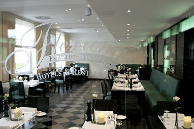 Fleming´s Conference Hotel Frankfurt: Restaurant