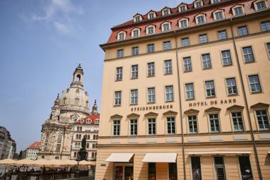 Hotel Steigenberger De Saxe