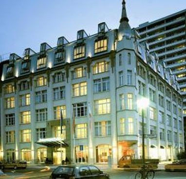 hotel alexander plaza berlin:
