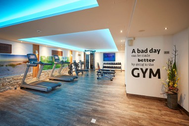 Radisson Blu Hotel Bremen: Fitness-Center