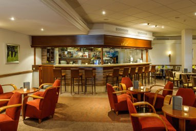 Mercure Hotel Koblenz: Bar/Lounge