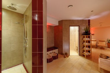 Mercure Hotel Koblenz: Wellness/Spa