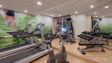 THE WESTIN BELLEVUE : Fitness-Center