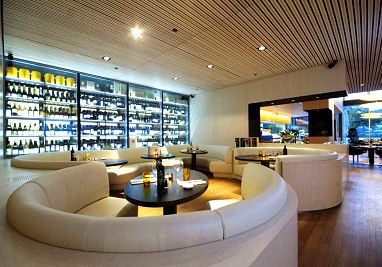 Radisson Blu Hotel Luzern: Bar/Lounge