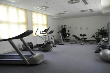 Rainers Hotel Vienna: Fitness-Center