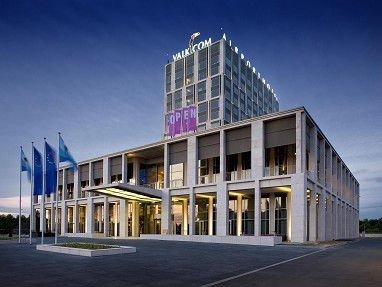 Tagungshotel Com Van Der Valk Airporthotel Dusseldorf Fur