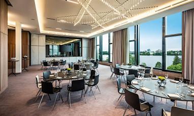 Le m ridien hamburg f r hamburg for Designhotel norddeutschland