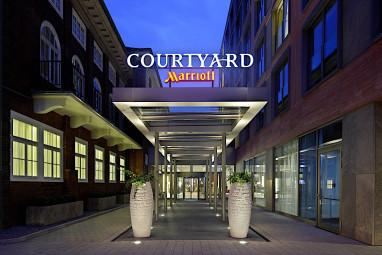 courtyard by marriott bremen f r bremen bremerhaven norddeutschland. Black Bedroom Furniture Sets. Home Design Ideas