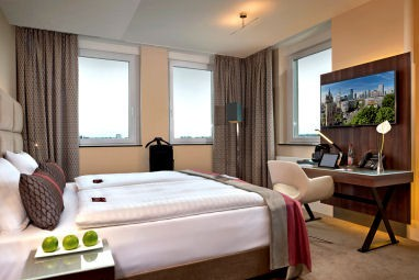 Flemings Selection Hotel Frankfurt-City: Zimmer