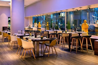 Flemings Selection Hotel Frankfurt-City: Restaurant