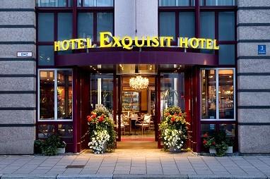 Tagungshotel Com Hotel Exquisit M 252 Nchen Exquisit M 252 Nchen