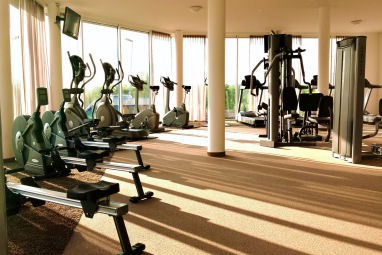 BEST WESTERN PLUS iO Hotel : Fitness-Center