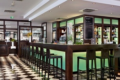 Fleming´s Hotel München City: Bar/Lounge
