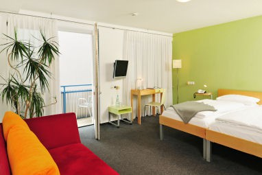 TOP EMBRACE INNdependence Hotel Mainz : Zimmer